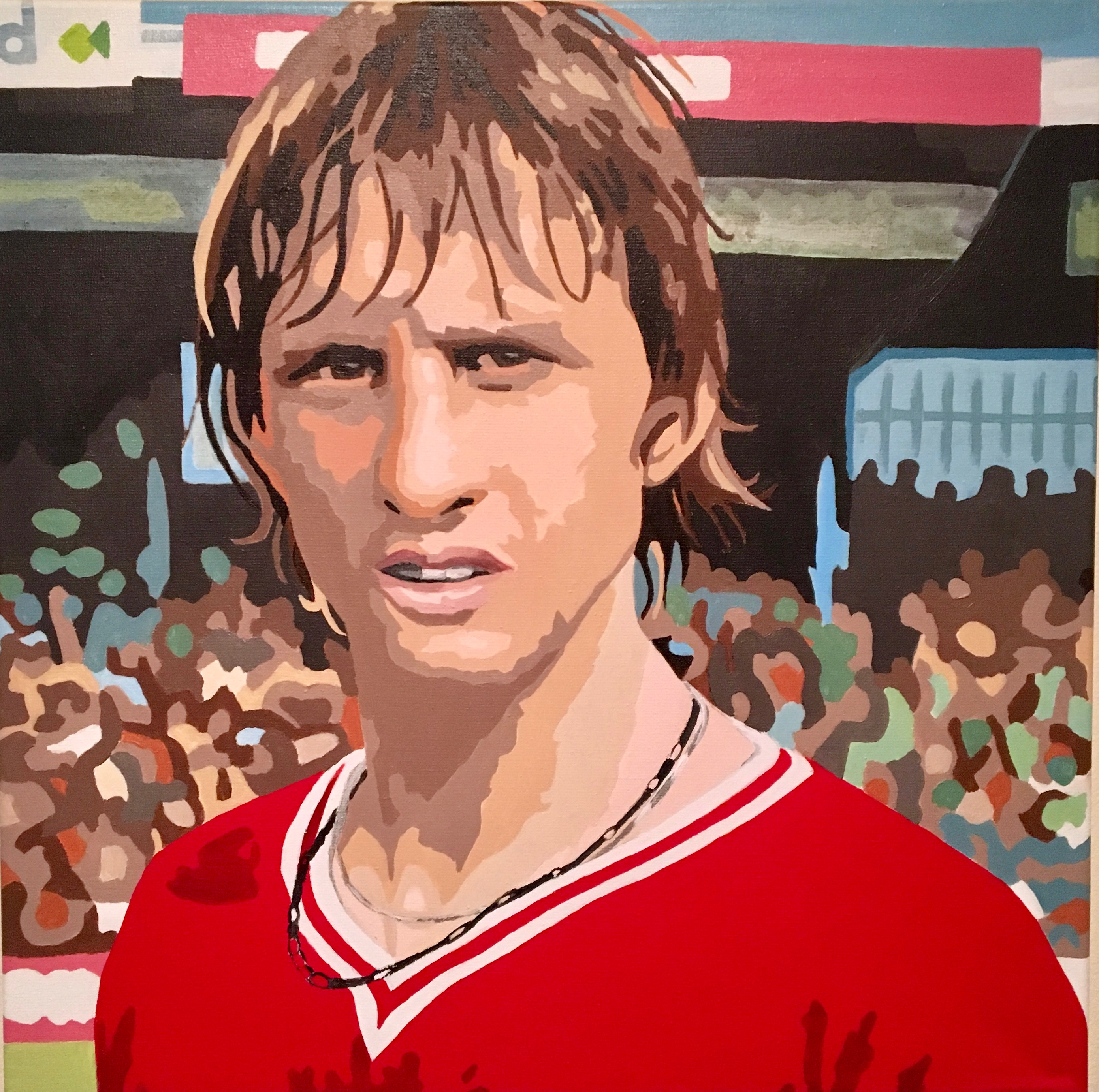 Johan Cruyff by Art-Works