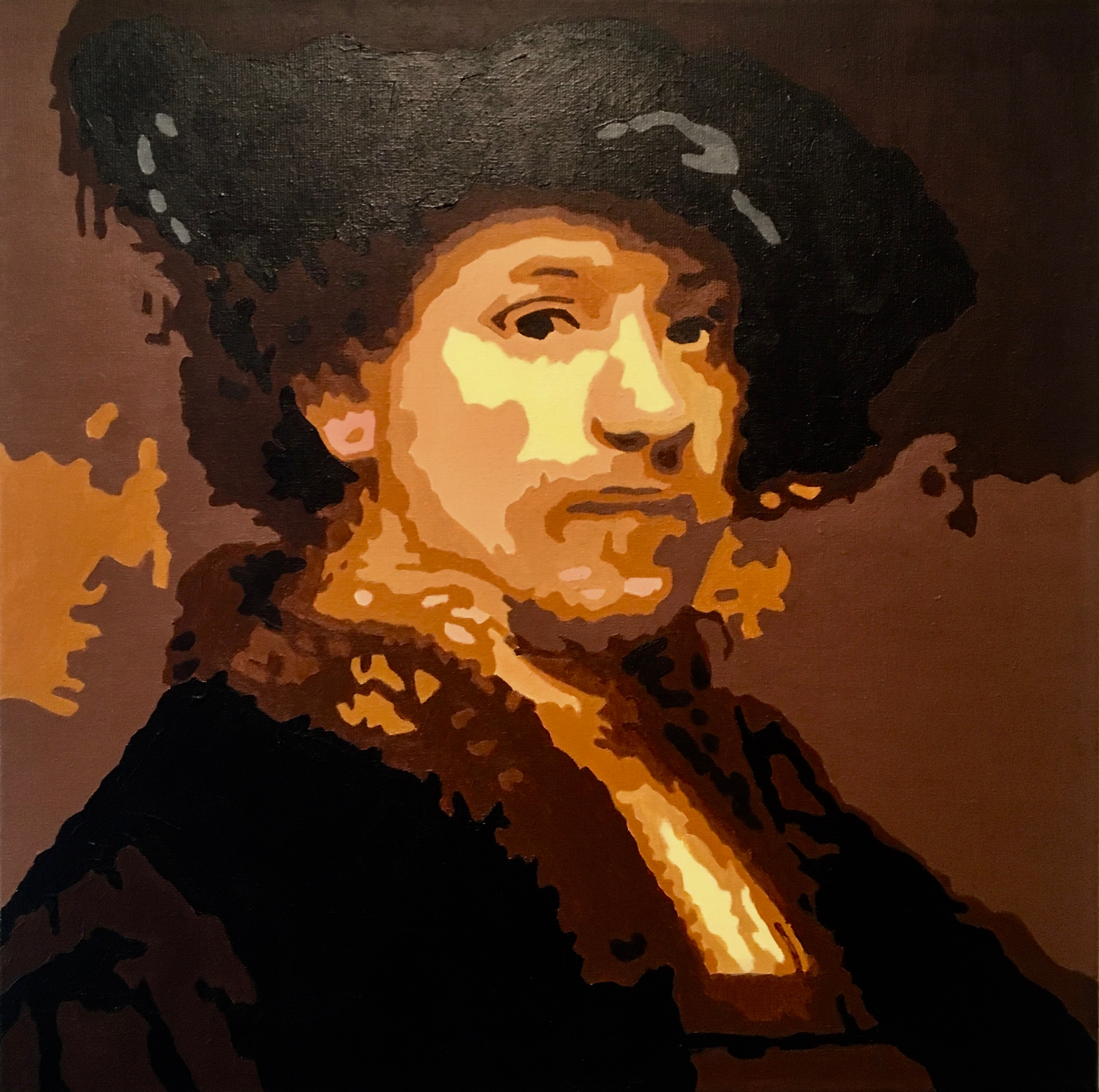 Rembrandt by Art-Works